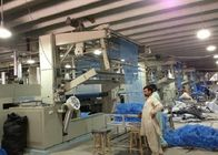 চীন Friendly HMI Stenter Textile Machine , Custom - Build Textile Finishing Equipment  কারখানা